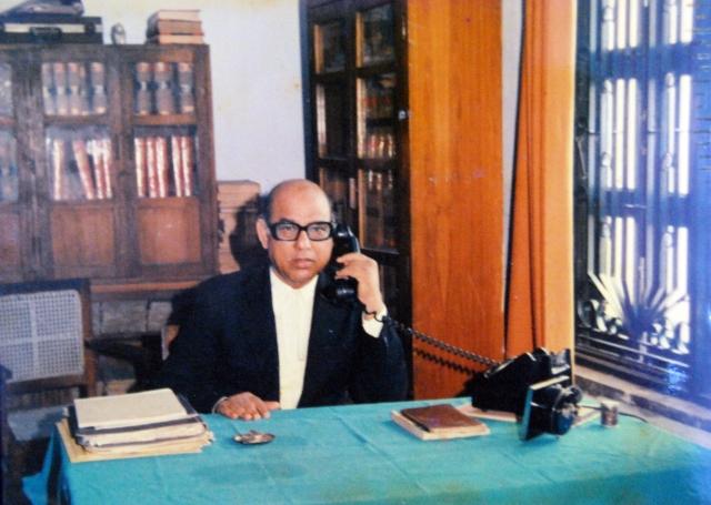 Krishna Deo Tiwary,Advocate
